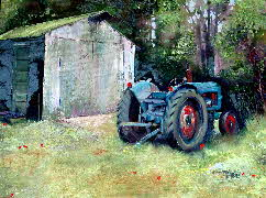 129 t ól tractor 43x50 by Tonkinson