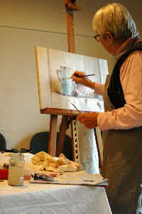 TAM Art School of oil painting techniques