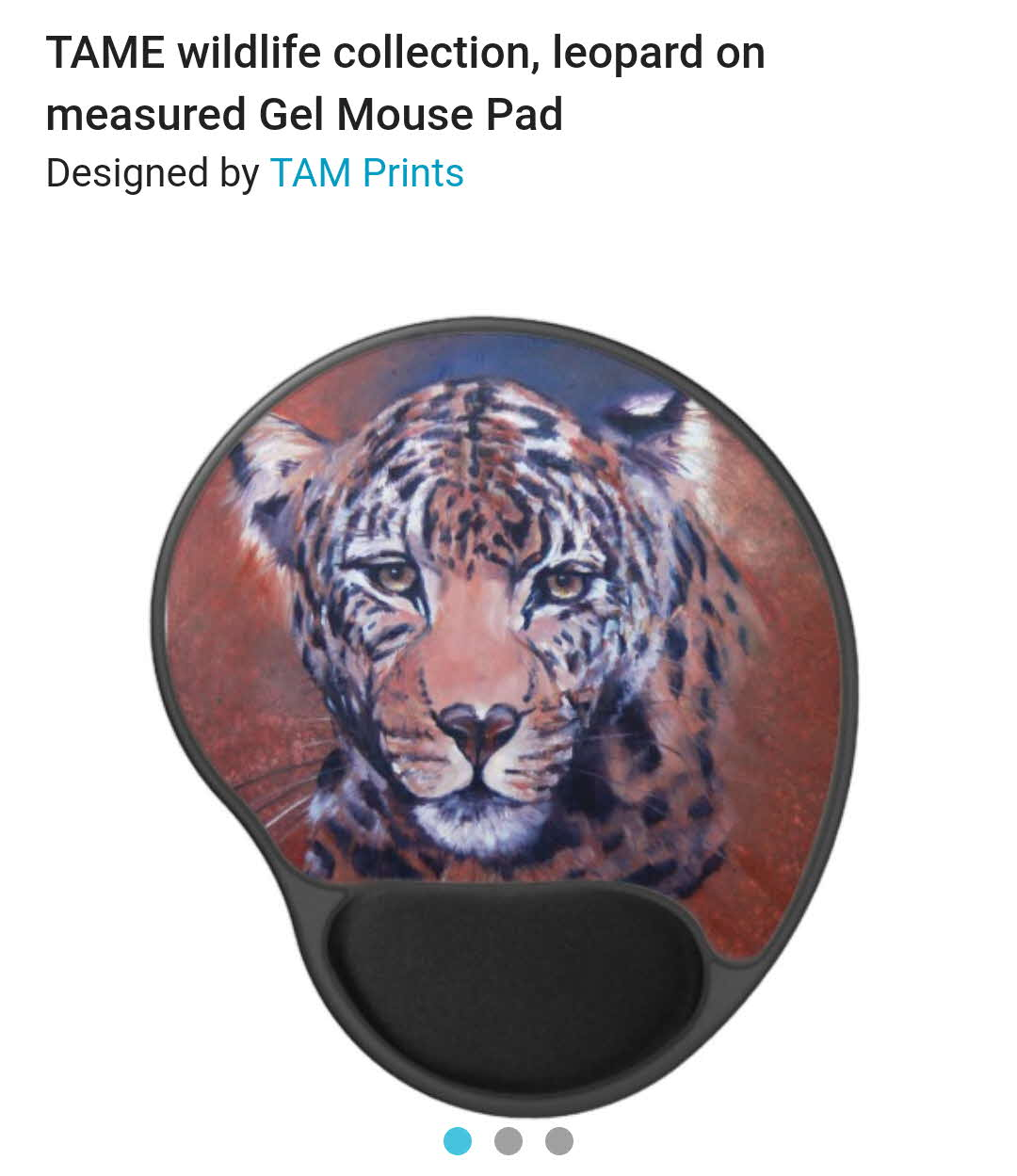 mouse mat by TAM on Zazzle